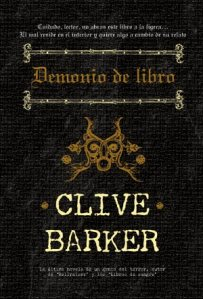 Portada Demonio de libro