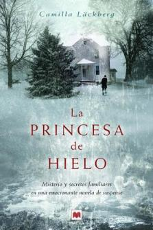 Reseña La princesa de hielo (Camilla Läckberg)