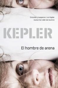 Reseña El hombre de arena (Kepler)