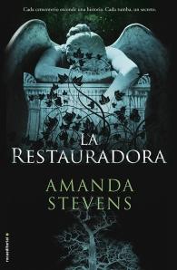 Reseña de La Restauradora (Amanda Stevens)