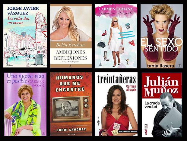 libros de famosos