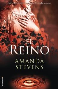 Reseña  El reino (Amanda Stevens)