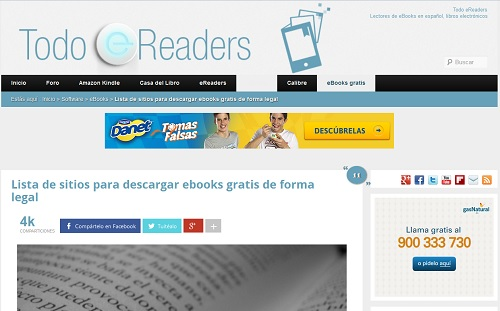 TodoEreaders